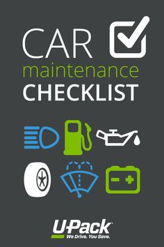 Going on a road trip? Complete these vehicle maintenance steps so you'll be ready to set out on your trip with a safe, dependable vehicle.