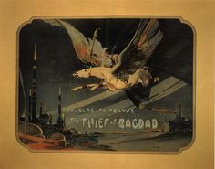 1924's The Thief of Bagdad