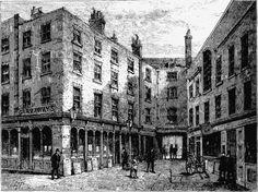Cornhill, Gracechurch Street, and Fenchurch Street   British History Online   Garraway's coffee house