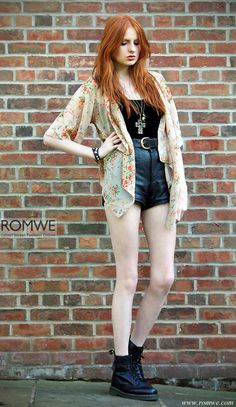 Olivia Harrison   romwe.com
