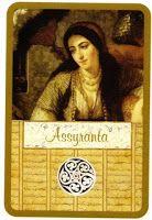 Assyranta (Sultana of the ebony) Tarot Cards, Paranormal, Ufo, Mona Lisa, Artwork, Books, Movie Posters, Live, Tarot Card Decks
