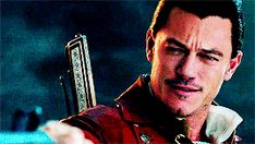 Luke Evans (The Beauty and the Beast)