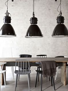 A beleza das luminárias industriais no decor - Blog - UP Design Inteligente