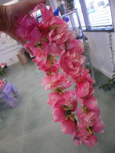 85 Best In House Lei Designs Images Floral Wreath Flower Garlands