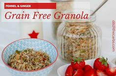 It's time to ditch the sugary grain filled cereals and make this incredibly simple recipe for grain free granola/muesli. Read the 5 myths surrounding breakfast cereals and watch the videos, because if you can understand what is wrong with breakfast cereals, you will understand what is wrong with modern food production.