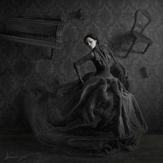 Beautiful dark photography by Kassandra. by molly