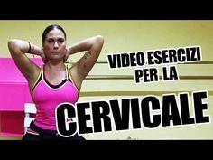 Video esercizi posturali: come sciogliere le tensioni al collo - YouTube