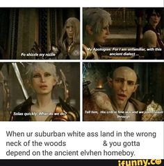 That Lavellan is gorgeous holy crap