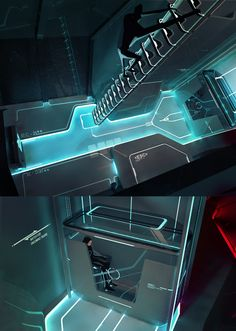 Vaughan Ling: Tron