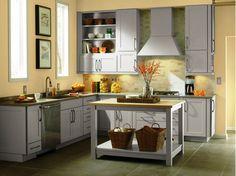 We love kitchen islands! #PrescottKitchens http://prescottkitchens.com/