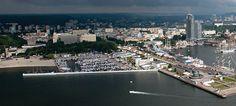 Gdynia Główna w Gdynia, Województwo pomorskie