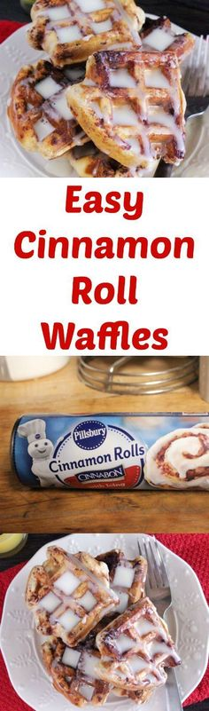 Easy Cinnamon Roll W
