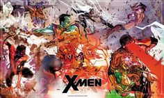 The Golden Age of X-men