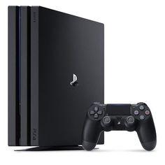 [New] PlayStation 4 Pro Jet · Black 1 TB (CUH - 7100 BB 01) PS4 pro #Sony