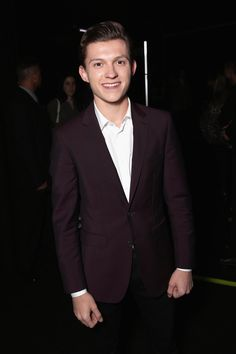 19 Times Tom Holland Was Too Cute For Words << HES ALWAYS CUTE THOUGH