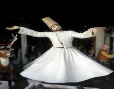 Mevlevi Statue