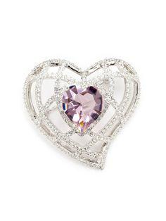 Swarovski Jewelry Margherita Pin