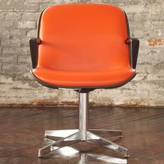 Steelcase Chair Orange I, $299, now featured on Fab.