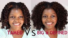 How to Achieve A Big Twist Out from Day 1 | Curly Nikki | Natural Hair Styles and Natural Hair Care