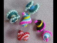 Cellini Stitched Beads, My Crafts and DIY Projects