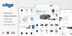 Download Digi v1.0.2 - Electronics WooCommerce Theme (Promotion Gift Feature) Nulled Latest Version