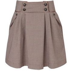 Designer Clothes, Shoes & Bags for Women Cute Skirts, Short Skirts, Cute Dresses, Mini Skirts, Skirt Outfits, Dress Skirt, Daytime Dresses, Vintage Style Dresses, Casual Fall Outfits