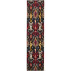 $399.00 Kaleidoscope Grey/Multi Abstract Area Rug