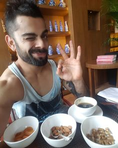 Thats how i feel when i have my favourite nibbles and a cup of black coffee in front of me. 😎😎😆😆. Stay healthy stay happy :) #healthiswealth #eatclean
