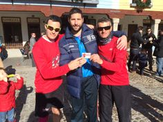 Carrera de San Silvestre en Navalcarnero patrocinada por Deportes Halcon