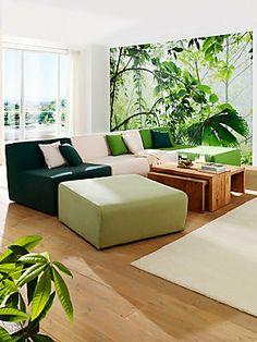 #Sofa #Fototapete #Tisch #Teppich