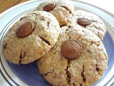Homemade Peanut Butter Cup Oatmeal Cookies (3 Dozen)