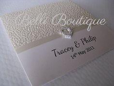 Folding Invitations, Belli Boutique Melbourne Wedding Invitations, DIY Stationery, Crystal Bouquets, Swarovski Bridal Jewellery