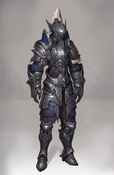 Fighter Knight Mercenary - Pathfinder PFRPG DND D&D d20 fantasy