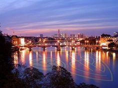 Basel... lived there for many years