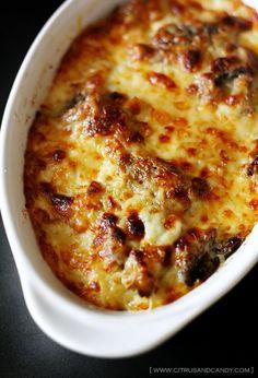 Gnocchi a la Parisienne...I love gnocchi & this looks so yummy!