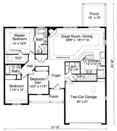 House Plan No.533530 House Plans by WestHomePlanners.com