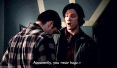 Jared Padalecki as Sam Winchester :)