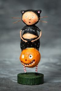 Fraidy Cat - Lori Mitchell from The Holiday Barn