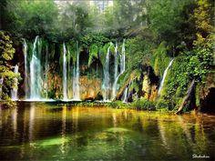 Jardim Secreto da Croácia