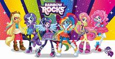 rainbow rocks