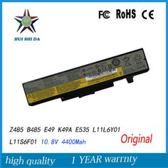 $24.69 (Buy here: https://alitems.com/g/1e8d114494ebda23ff8b16525dc3e8/?i=5&ulp=https%3A%2F%2Fwww.aliexpress.com%2Fitem%2F10-8V-48WH-Original-New-Laptop-Battery-for-Lenovo-IdeaPad-Y480-G480-G580-V580-L11L6F01-L11L6R01%2F32703927409.html ) 10.8V 48WH Original  New  Laptop Battery for  Lenovo IdeaPad Y480 G480 G580 V580 L11L6F01 L11L6R01 L11L6Y01 L11M6Y01 for just $24.69