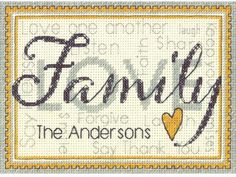 Dimensions Family - Cross Stitch Kit. From elegant to whimsical, landscapes to still-life's, realistic to fantasy, no matter your style Dimensions has a fabulou