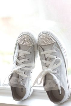 Converse for Brides This will be my shoes for sure!
