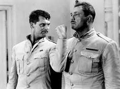 "Cary Grant and Victor McLaglen  in ""Gunga Din"" (1939)"