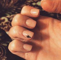 52 Pinterest-Approved Nail Art Design Ideas to Rock This Summer   Brit + Co #ToenailFungusVinegar Cute Simple Nails, Cute Nails, Pretty Nails, Nail Art Designs, Cute Easy Nail Designs, Cool Nail Ideas, Nail Design Glitter, Nail Design Spring, Nails Design