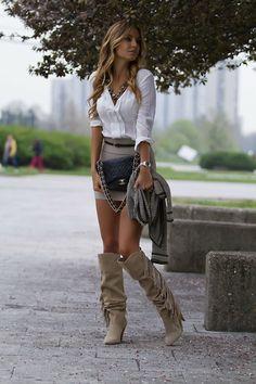 Fashion week in Belgrade (by Biljana Tipsarevic) http://lookbook.nu/look/3580523-Fashion-week-in-Belgrade