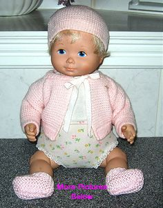 My Baby Beth!  I loved this doll so much....