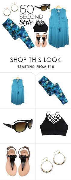 """""""Comfortable and Cute"""" by maria-himes on Polyvore featuring amusementpark and 60secondstyle"""