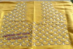 For details pls whats up White Blouse Designs, Cutwork Blouse Designs, Embroidery Neck Designs, Bridal Blouse Designs, Blouse Neck Designs, Blouse Neck Patterns, Designer Blouse Patterns, Mirror Work Blouse Design, Hand Work Design