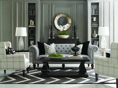 Interior Design Grey Area - Kathleen Jennison
